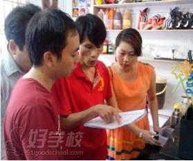 广州开店一绝餐饮创业资讯网(学员实践)