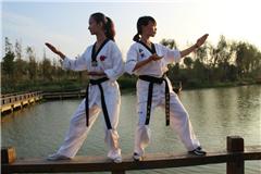 长沙跆拳道初级培训班