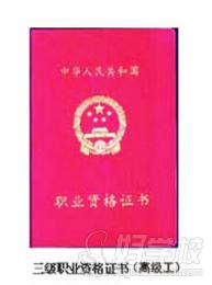 电子商务师三级资格证书