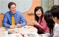 杭州韦博求职面试英语课程