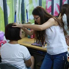 深圳国际化妆师全科班培训课程