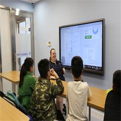 杭州中小学英语提高班