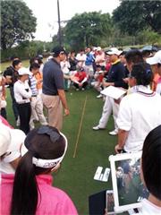 广州高尔夫初级培训班