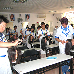 广州现代化妆造型班