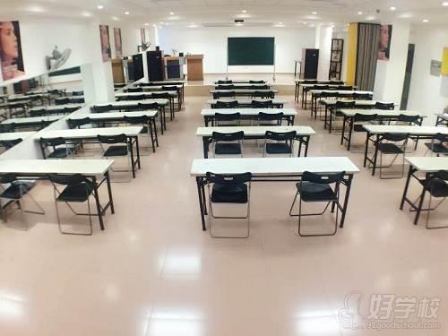 广州金莎职业培训学院教学环境