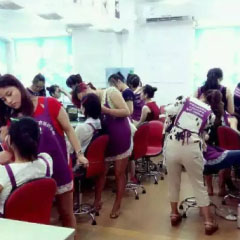 深圳化妆美甲全科培训班