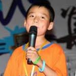 凯词教育学员史凌志获得英语口语大赛总冠军