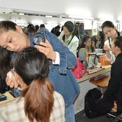 北京化妆造型业余培训班