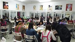 广州高级纹绣师技术培训班