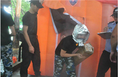 广州青少年安全教育培训六天冬令营