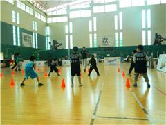 广州篮球训练寒假班
