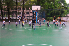 广州少年篮球训练班