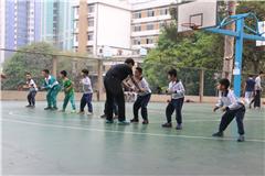 广州少儿篮球训练兴趣班