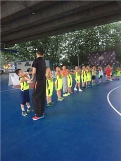 广州少年篮球训练提高班