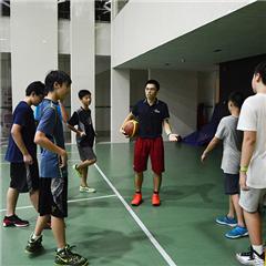 广州少儿篮球课程