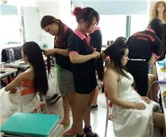 广州韩式半永久定妆术培训班