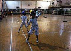 北京羽毛球提高培训班