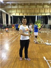 北京羽毛球初级培训班