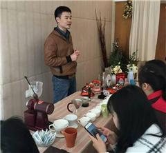 广州咖啡传媒中级培训班