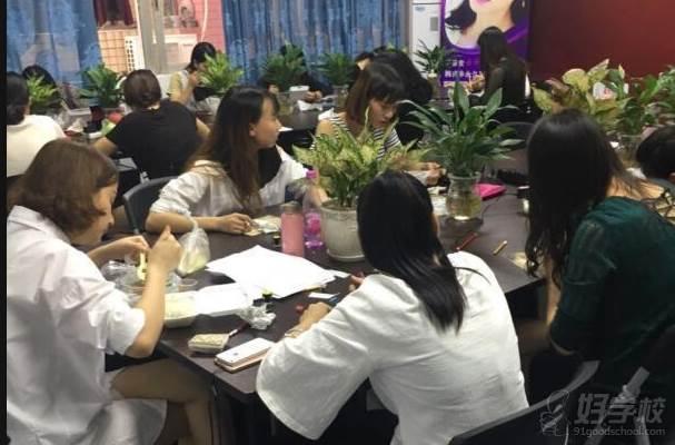 绣尚绣纹绣培训中心  学校环境