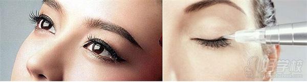 上海韩国半永久化妆全能班