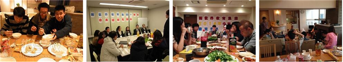 青岛樱花国际日语学生在日风采