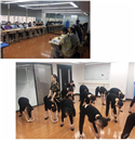 上海艺考星艺术培训中心学员上课动态
