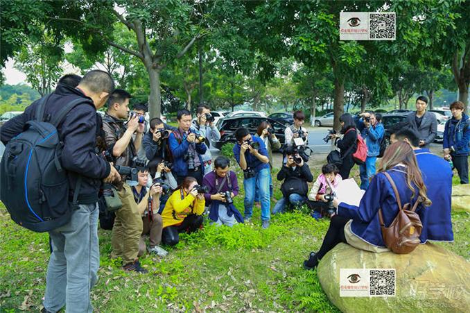广州大众摄影培训基础班