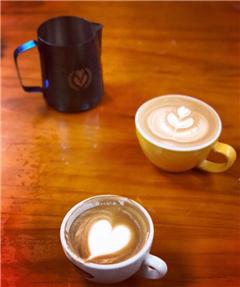广州咖啡专业全能班课程