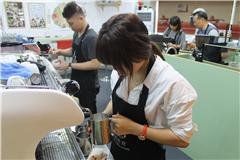 广州职业咖啡师课程