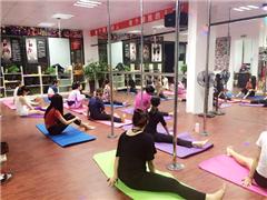 广州肚皮舞形体训练课程