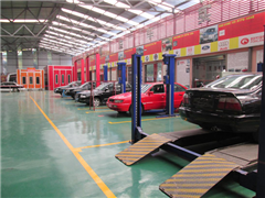 上海汽车维修电工专修班
