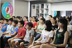 广州商务英语听说读写提高班