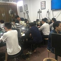 广州珠宝设计制作蜡镶课程培训班