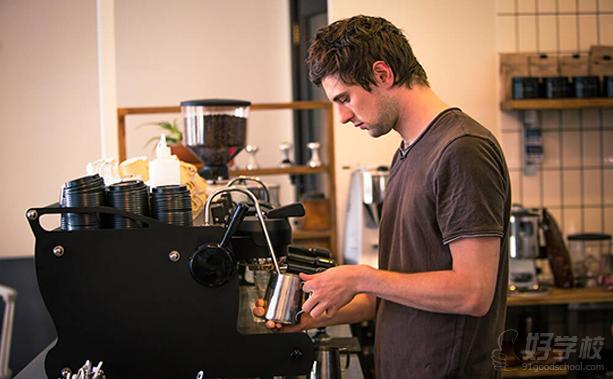 国际咖啡师课程配图