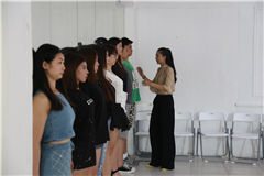 廣州職業模特形體培訓課程
