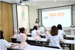 广州兰施国际美妆学院广州校区图2