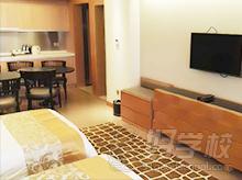 广州兰施国际美妆学院四星级宿舍环境