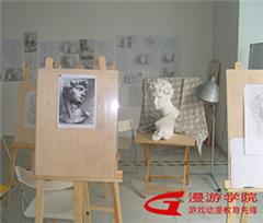 广州二维原画与插画设计培训班