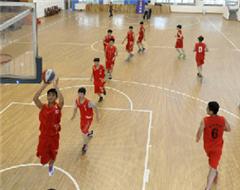 北京篮球后卫双子星特训营