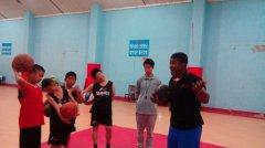 北京哈林秀王国际英语篮球训练营秋季班
