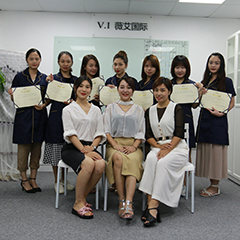 广州零基础个人形象化妆提升班