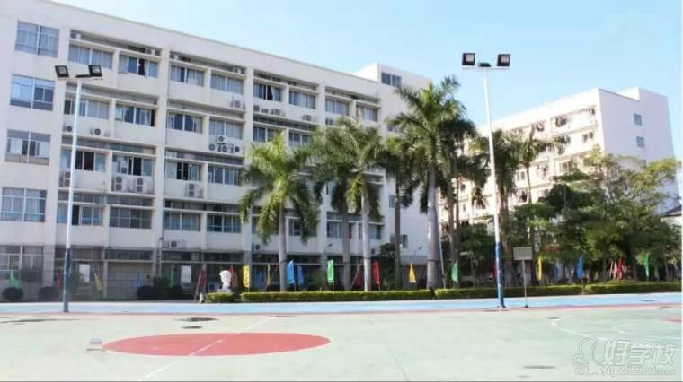 广州道航教育文化高考复读学校教学环境