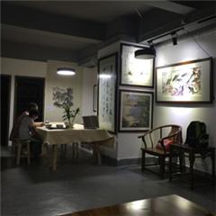广州少儿国画名师培训班