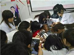 深圳韩式半永久纹绣速成培训就业班