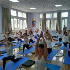 郑州瑜伽教练培训班