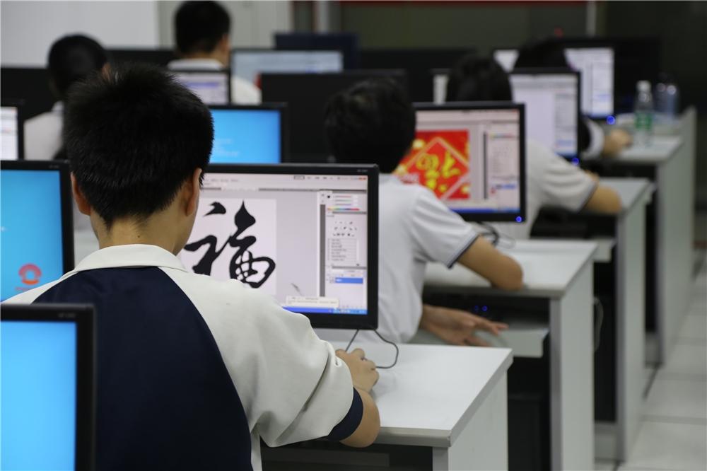 广州计算机运用专业(北大青鸟精英班)初中起点五年制大专招生