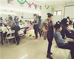 广州初级彩妆造型师课程