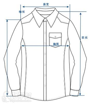男式衬衫尺码�y�i�(j_衬衫尺码标准以领围为参数.即衬衫的码数,男士衬衫按码数分为37.38.