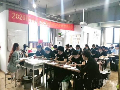 杭州本色  培训现场